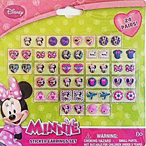 Minnie Mouse Sticker Earrings, $6:3 sheets.jpg