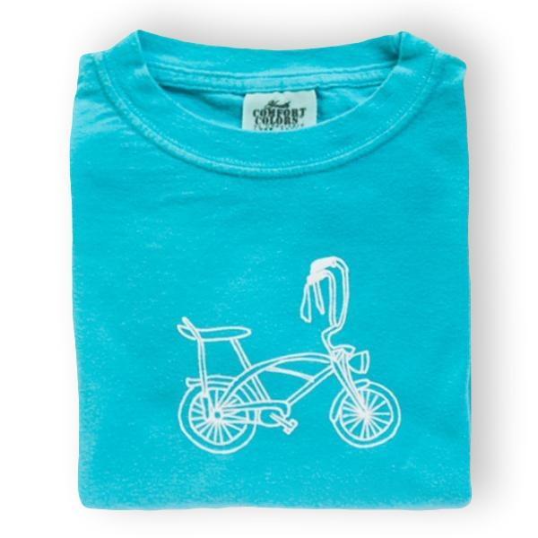 Honey Bee Tees Bike Ride Long Sleeve Tee, $14.50-.jpeg