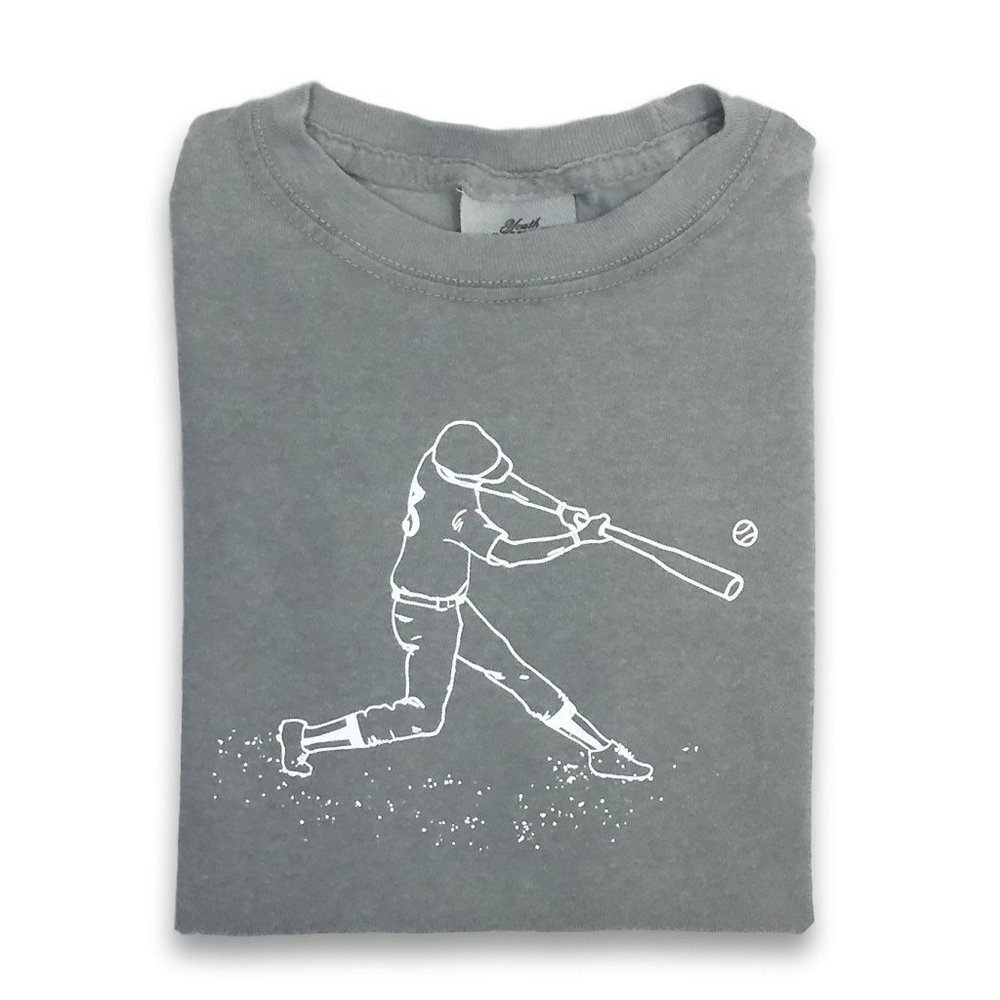 Honey Bee Tees Baseball Player Tee, $17.50-.jpeg