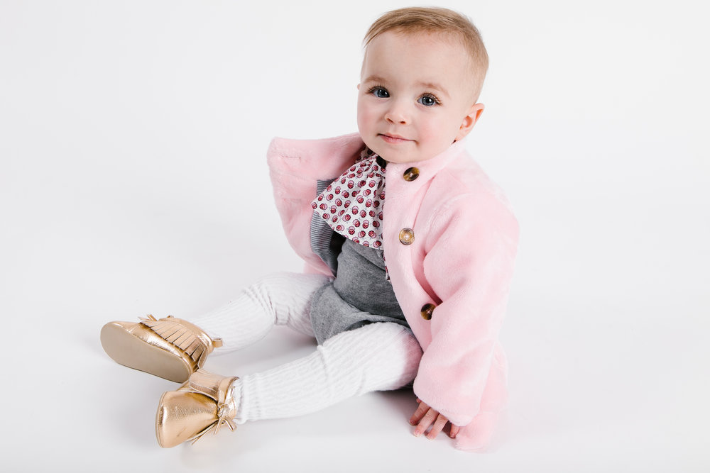 Baby Cruise in Blush