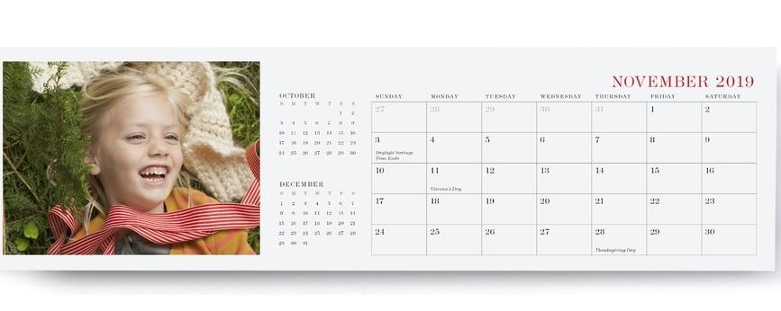 Magnetic Calendar, $27.99-