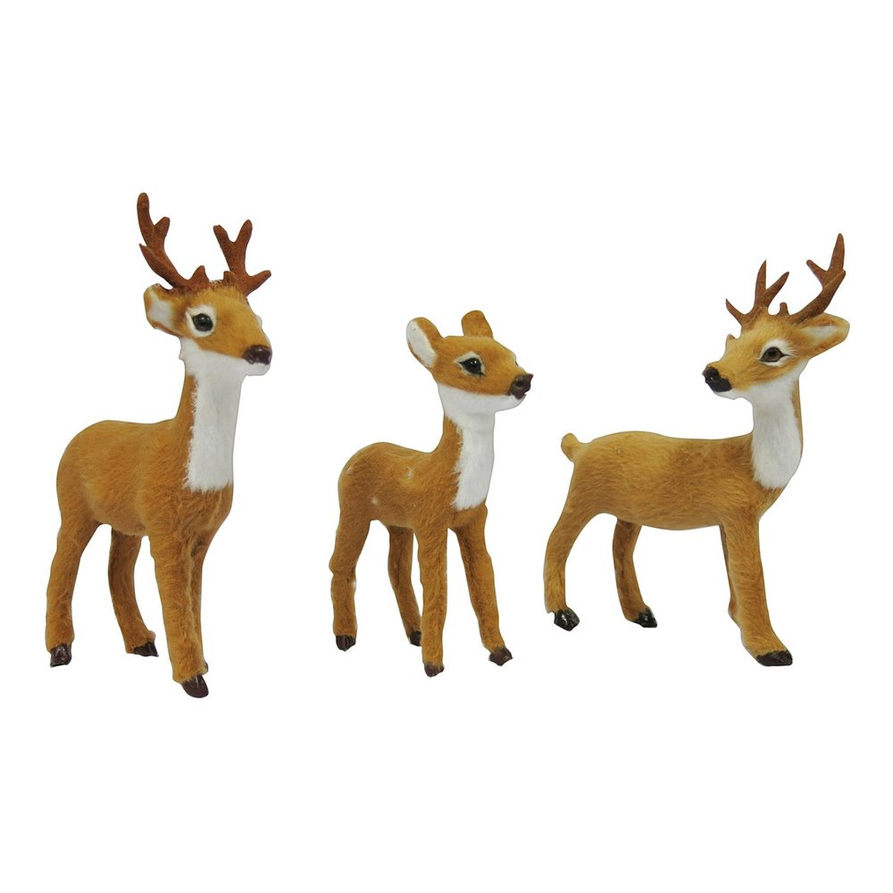 3ct Mini Deer Figurine Set, $10-.jpeg