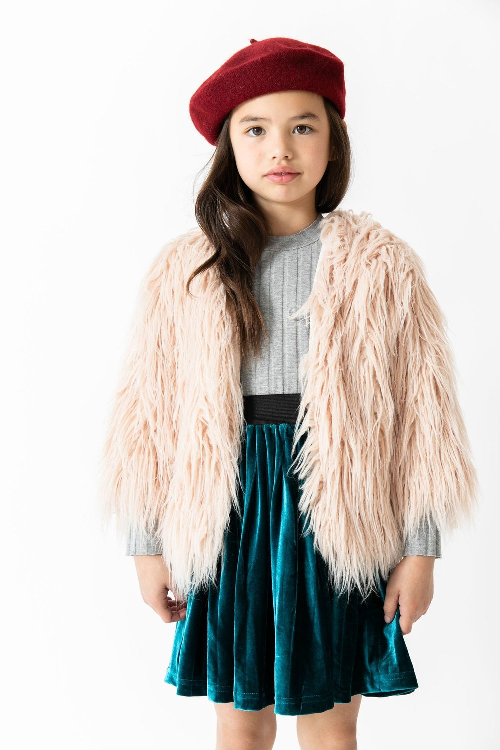 Pepper Kids Faux Fur Coat, $38-.jpg