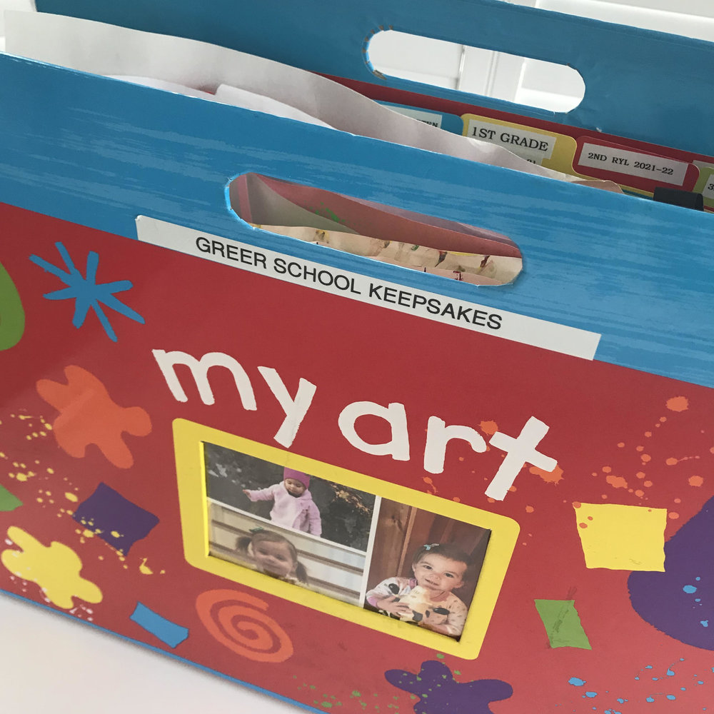 Art Portfolio Folder