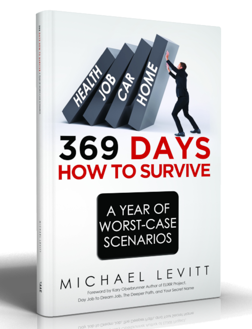 Pre-order 369 Days Book today! Orders before September 12 will receive Bonuses, as well as a free pdf copy of my book Avoid Chaos!    369 Days Release Date: September 12, 2017
