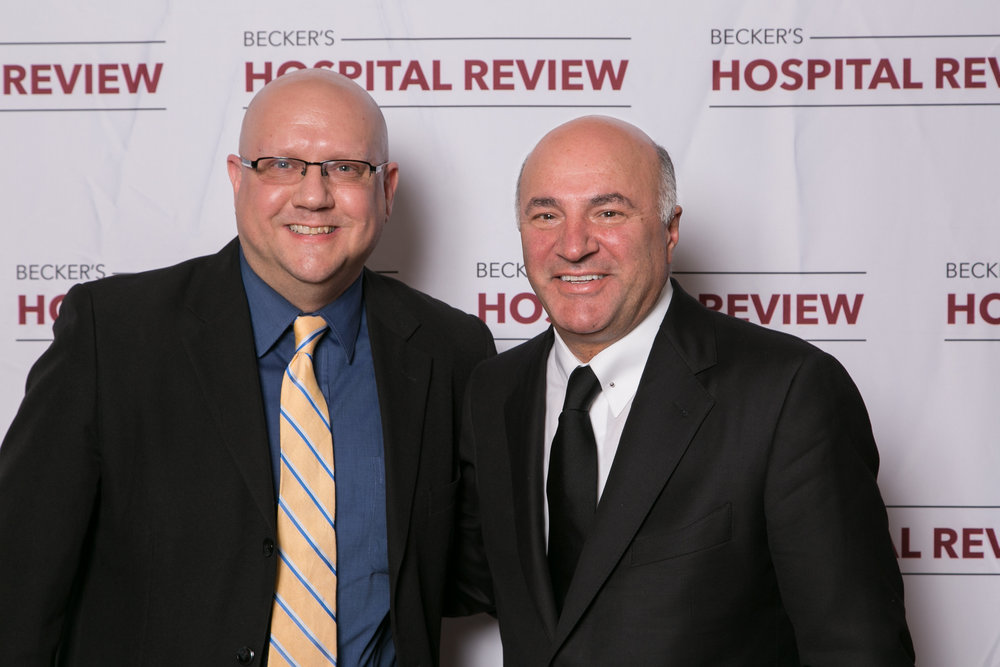 Shark Tank's Kevin O'Leary and yours truly