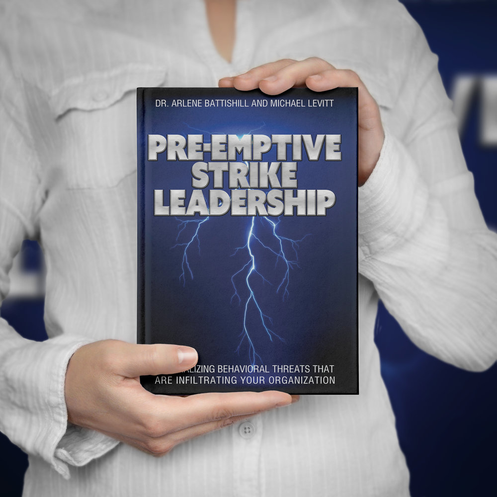 Pre-Emptive Strike Leadership: Available TODAY!