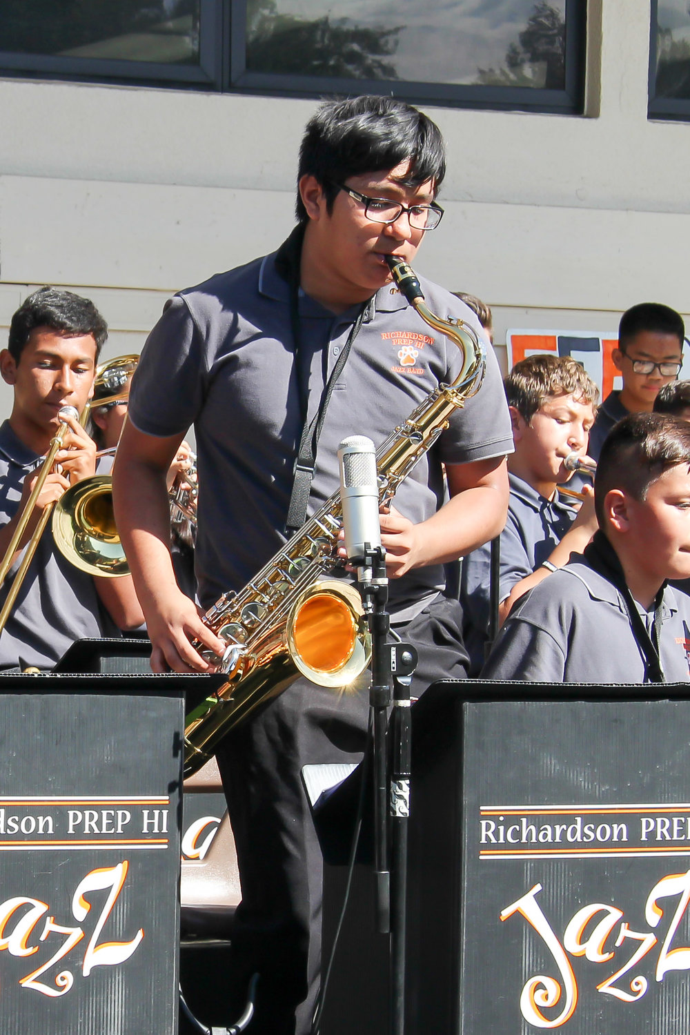 Richardson Jazz Band - Hispanic Heritage Month Lunchtime Performance - October 11th, 2017