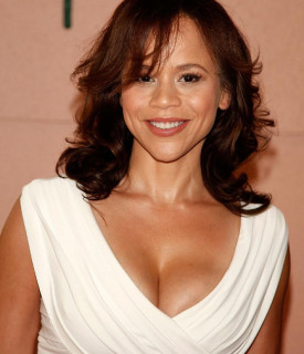 Amanda Sanders is the personal shopper and stylist for Rosie Perez