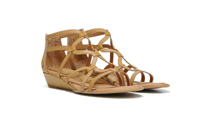 7795af1787 Women's Health - The Best Nude Sandal For Every Skin Tone — Amanda ...