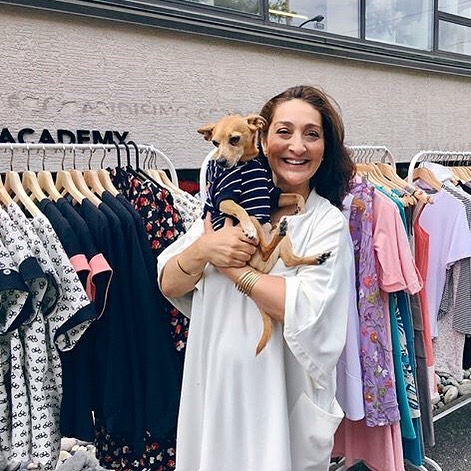 Check out our clothes at The Cutting Room's Pop Up Market today until 6pm! We will also be there tomorrow from 11am-4pm, alongside other great local designers!  1888 W 1st Ave Kitsilano.  Photo credit: @thecuttingroomofficial