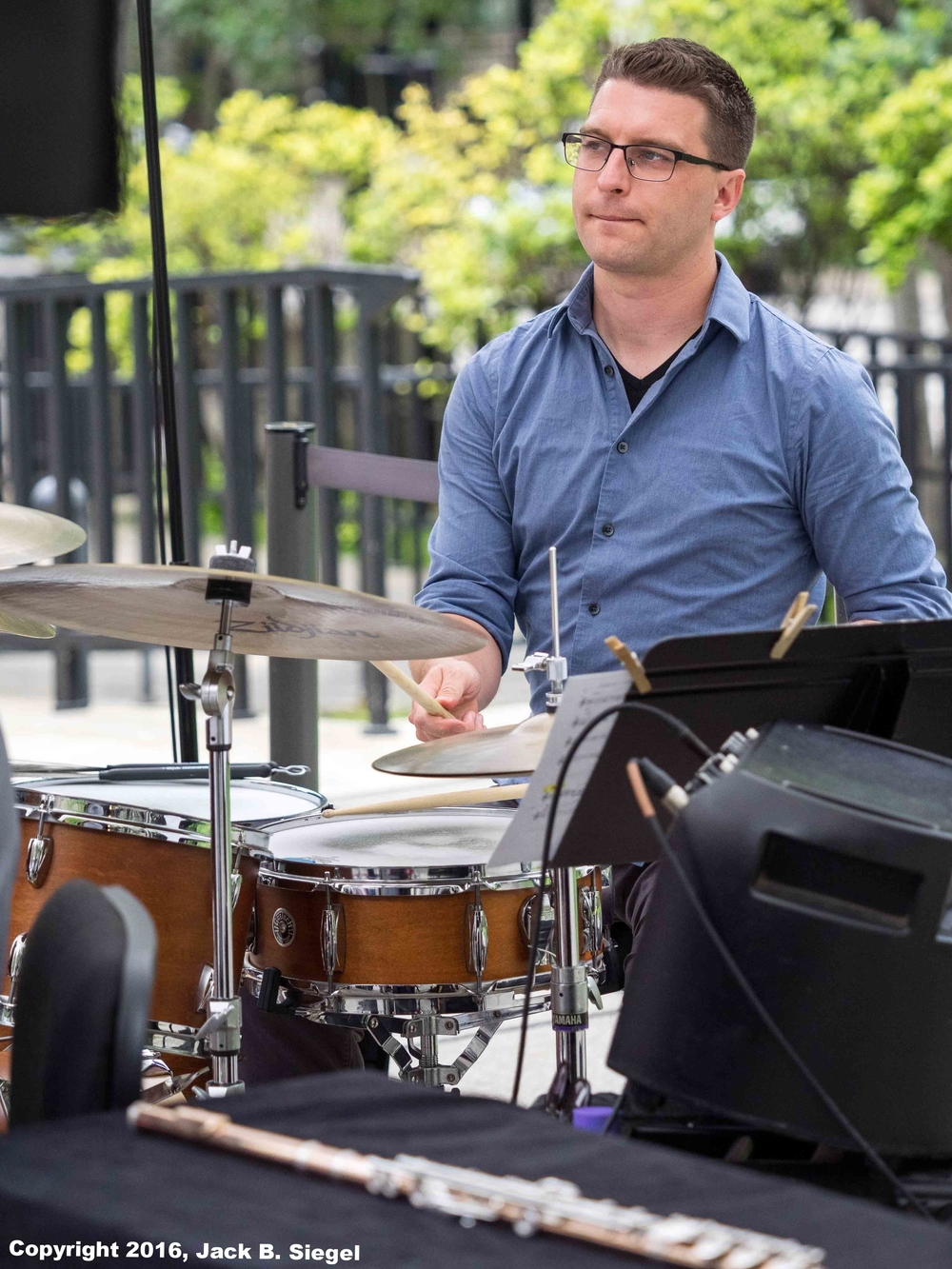 Jon Deitemeyer on Drums