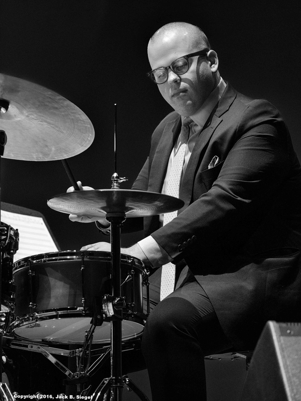 Aaron Kimmel on Drums
