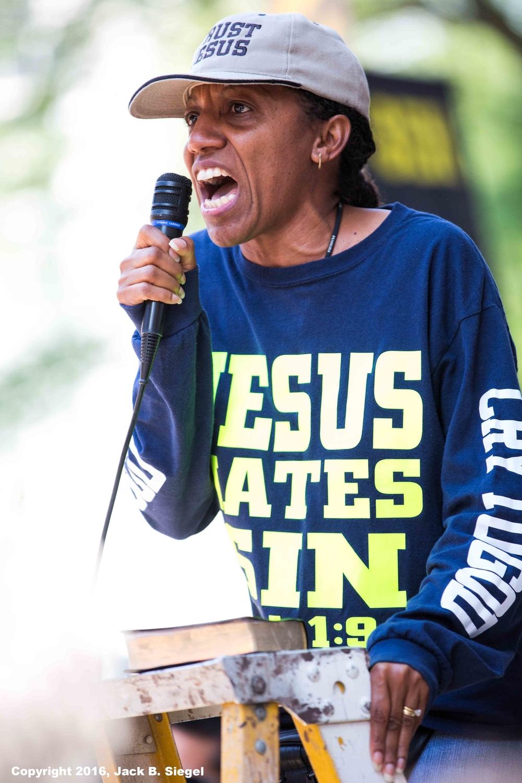 Jesus Hates Sin