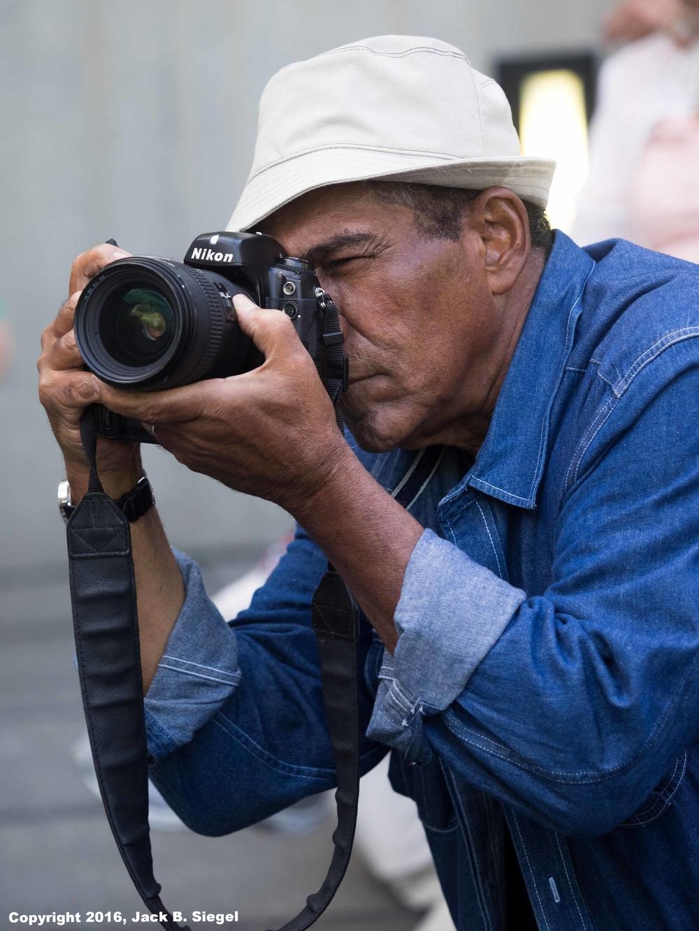 Master Photographer James Mitchell