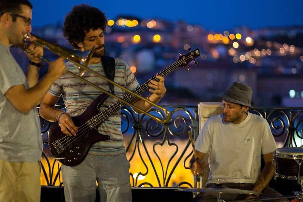 Funky Street Jazz Band