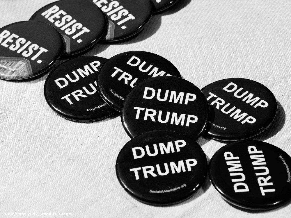 """Dump Trump"""