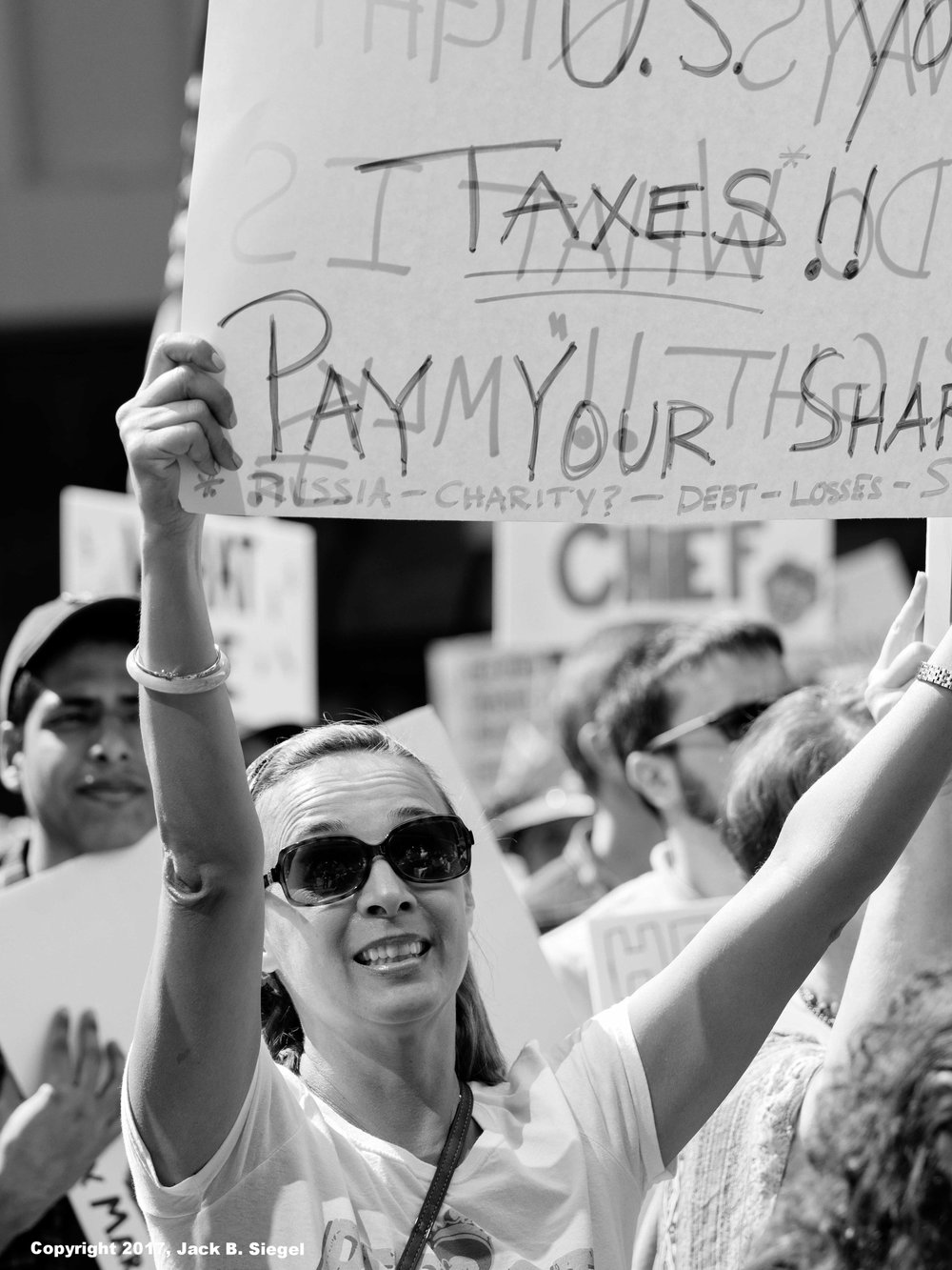 """Pay Your Taxes"""
