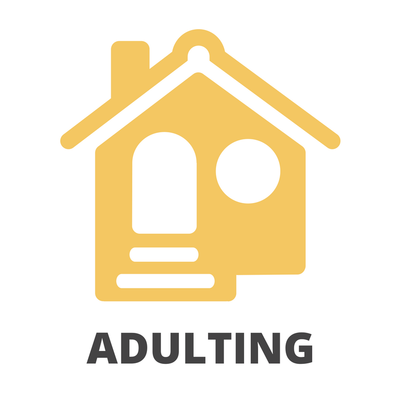 Adulting Archives // Ask Allea