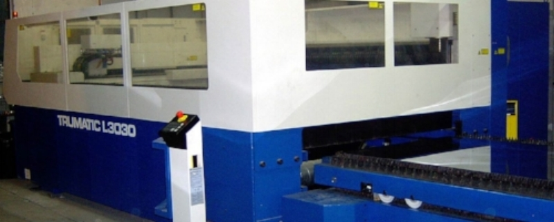 Trumpf Lasers (2) - Trumatic L3030