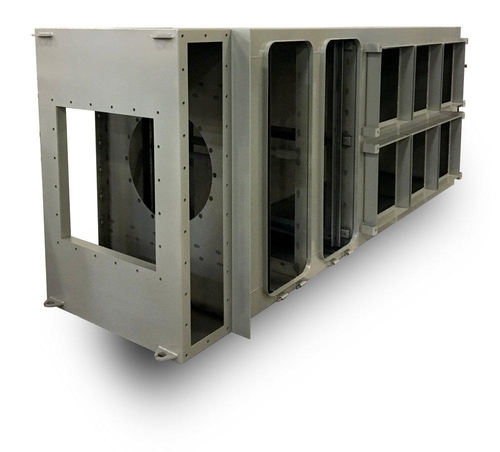 Custom enclosure product design by APX York Sheet Metal