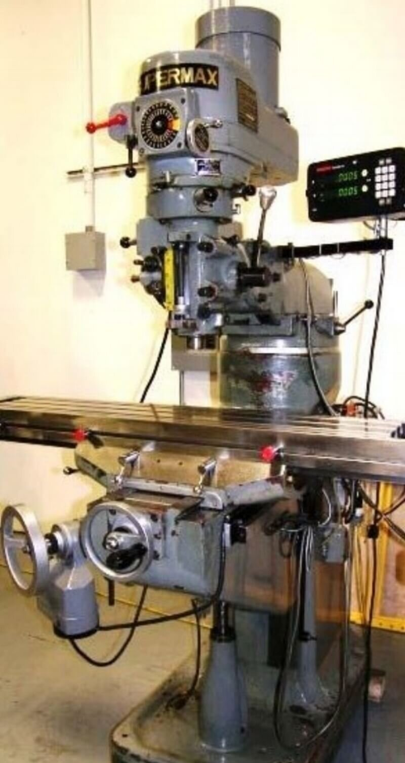 Complete Machining Capability