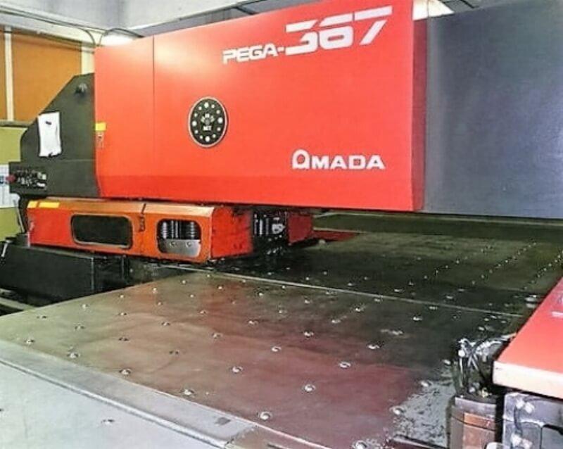 AMADA PEGA - 367 CNC Punch
