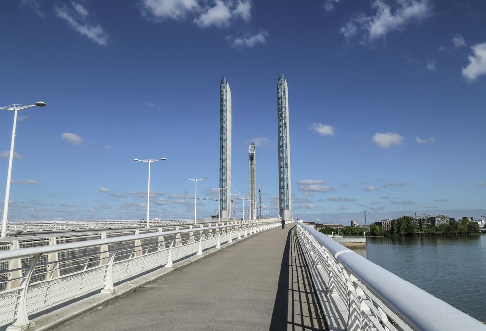 Pont Jacques Chaban-Delmas - Bordeaux, France - Charles Lavigne, Thomas Lavigne, Christophe Cheron