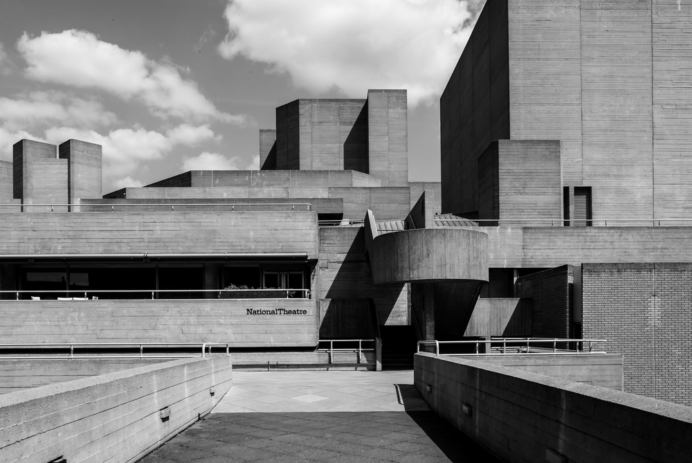 National Theatre - London, England - Denys Lasdun