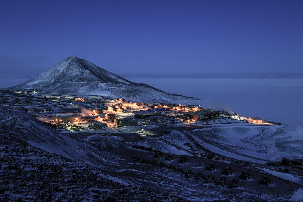 McMurdo Station, Antarctica