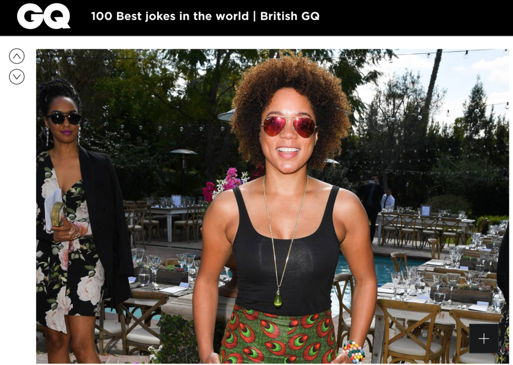British GQ 100 Best Jokes in the World - CLICK HERE
