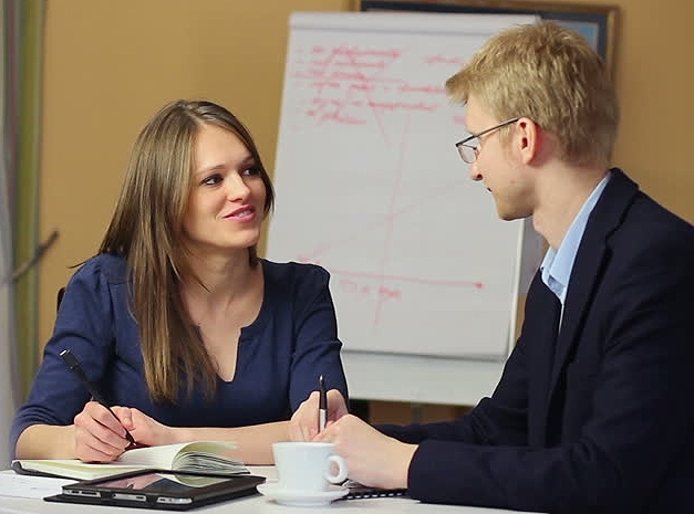 Face-to-face interviews are offered for locally based clients