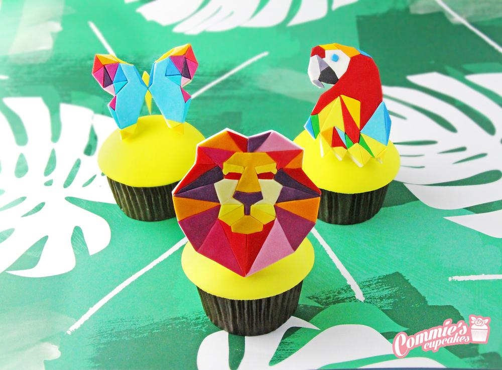 Commie's Cupcakes_Geometric Animals.jpg