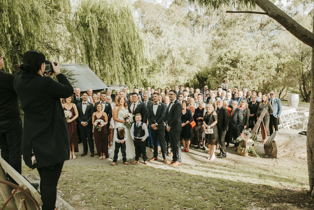 Ashleigh Haase - Yarra Valley based Wedding Photographer
