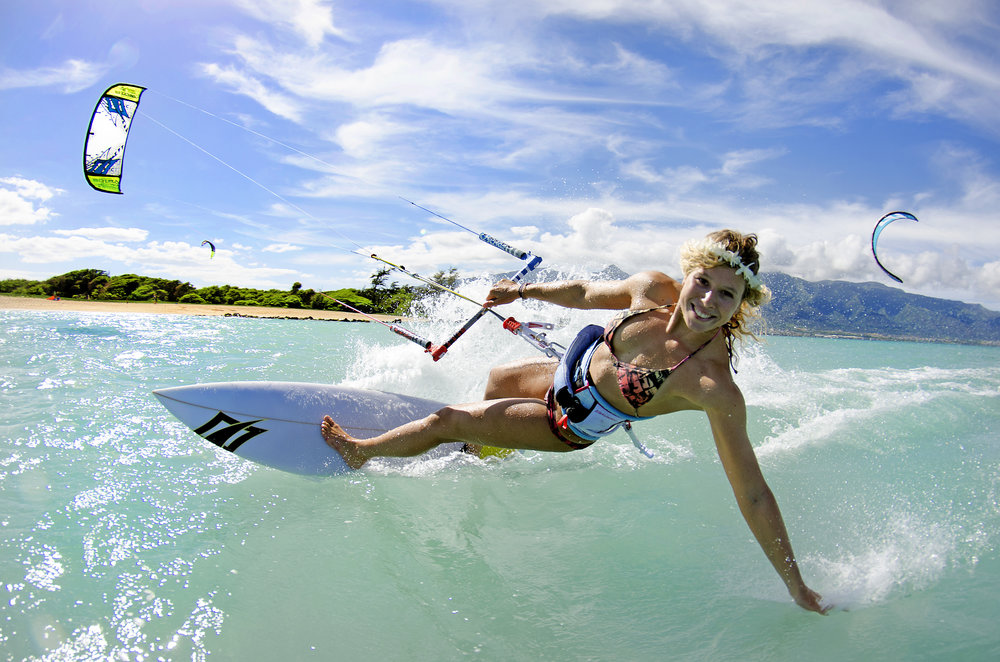 International Naish Team rider and Wave Champion Jalou sharing the stoke! Clearly she is one happy chick! You can click this link below to follow her to youtube and check out her latest wave riding video…  this is sure to give you the inspiration you need to book a private kitesurfing lesson or group kitesurfing lesson with Kite Zone Dubai today!