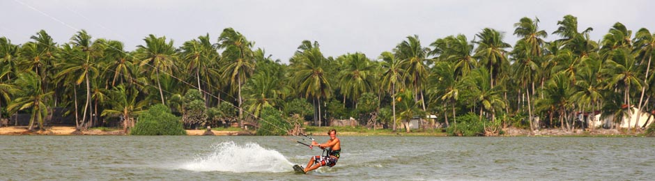Kitesurfing Trip in Sri Lanka with Kite Zone Dubai - Progression at its peak!