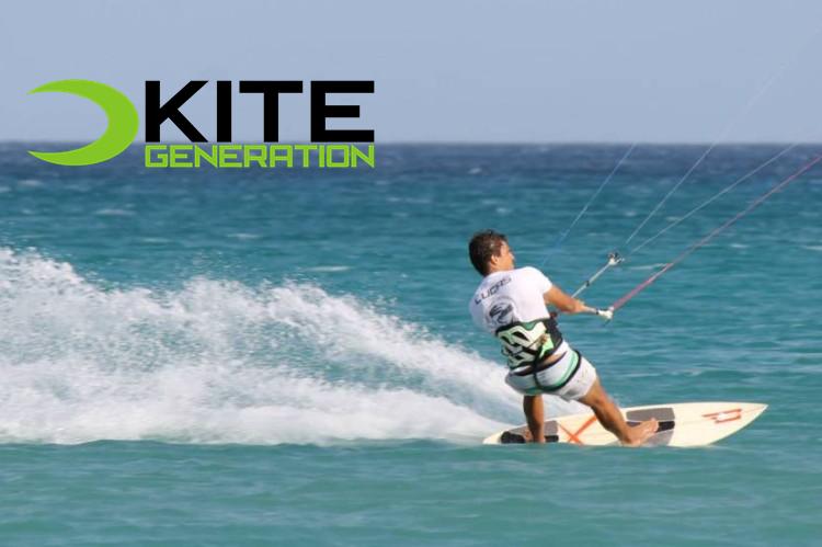 kite generation kitesurfing sardinia
