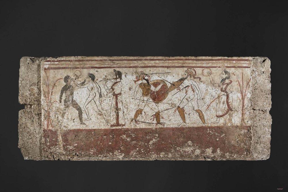 Fresco - Duel voor de doden