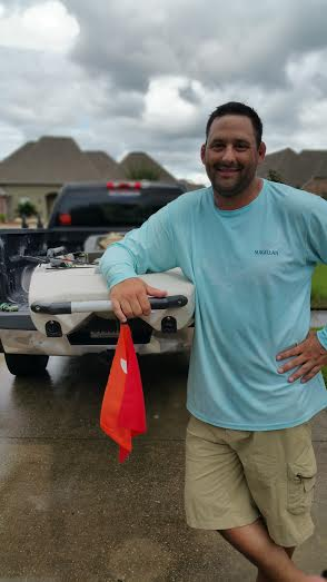Mathew Roberts  I was born and raised in Baton Rouge. An 8 year Marine Corps veteran and an avid kayak angler. At the age of 37, I do my best to help as many people as I can to get on the water and experience kayak fishing here in southern Louisiana.