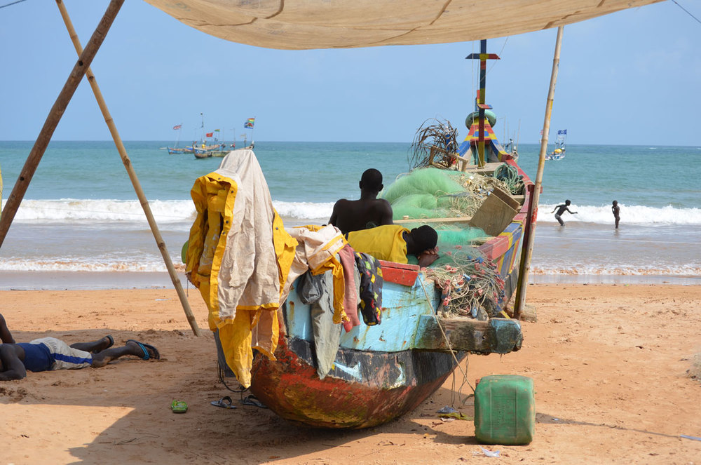 Busua Fishing Break (2013)
