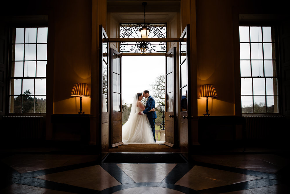 Claire and Tim - Botleys Mansion, Chertsey, Surrey