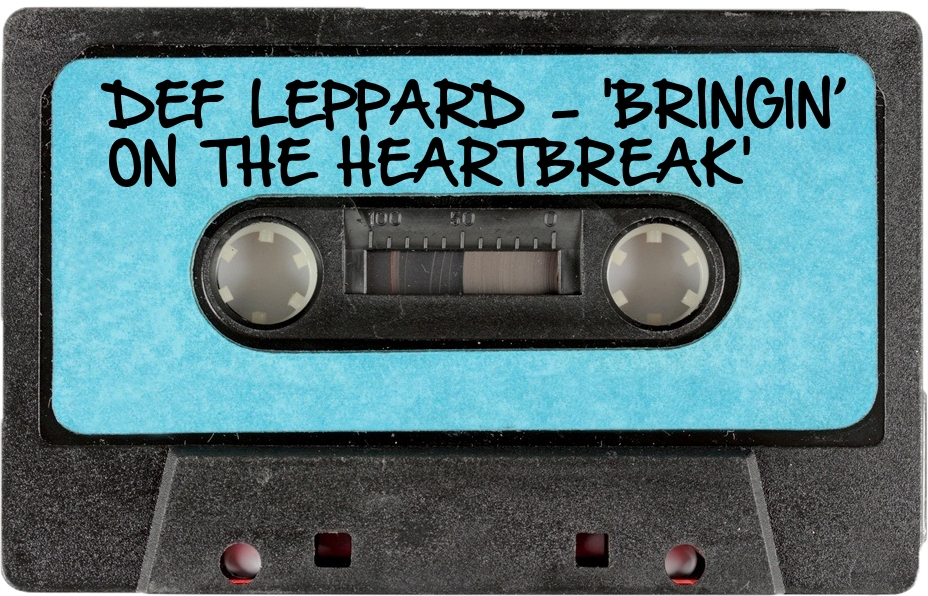 128 DEF LEPPARD - 'BRINGIN' ON THE HEARTBREAK'.jpg