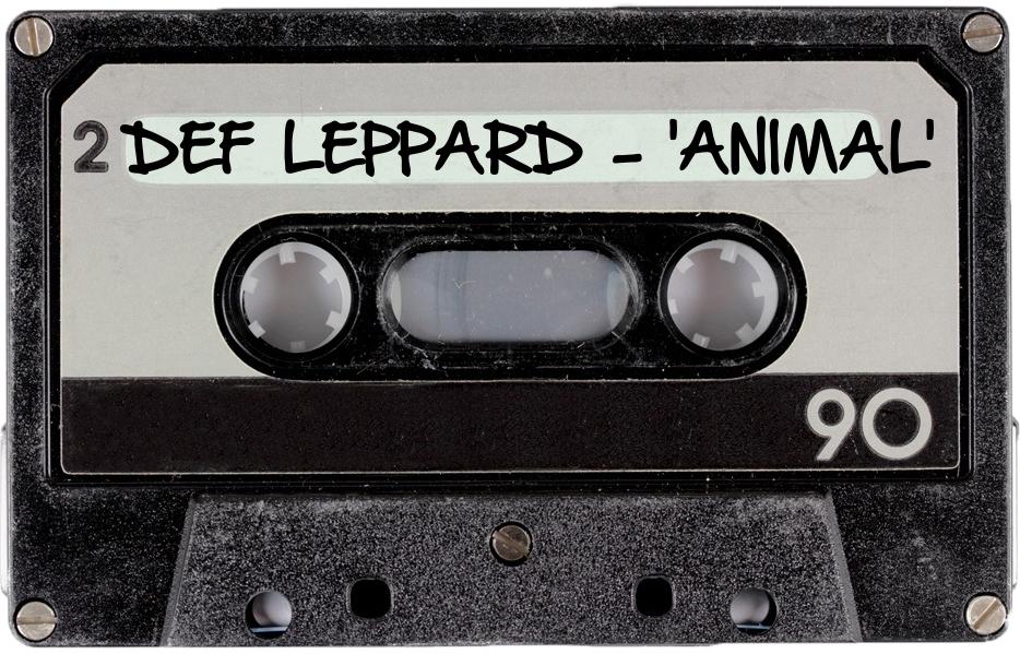134 DEF LEPPARD - 'ANIMAL'.jpg