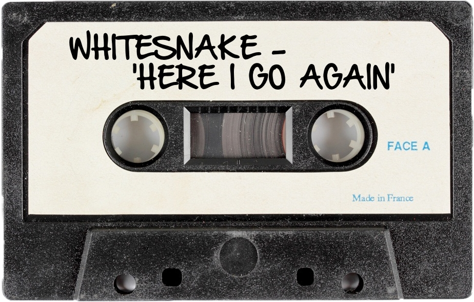 152 WHITESNAKE - 'HERE I GO AGAIN'.jpg