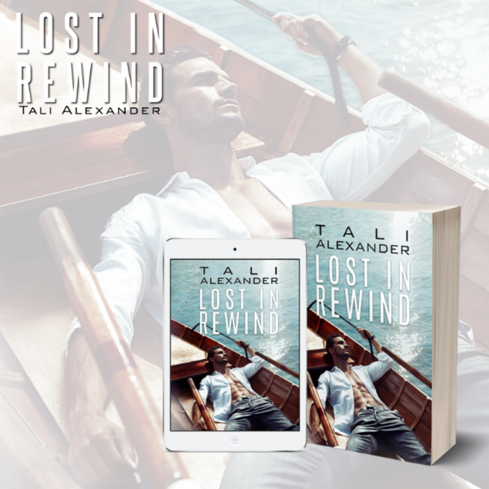 Enter for a chance to win 1 of 10 signed paperback copies of LOST IN REWIND. Pub date: 9/1/16