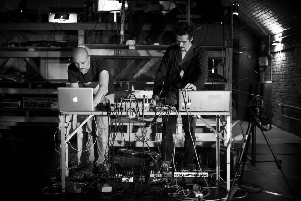 Polbrone live @ Tripspace London. Photo Jesus Ubera