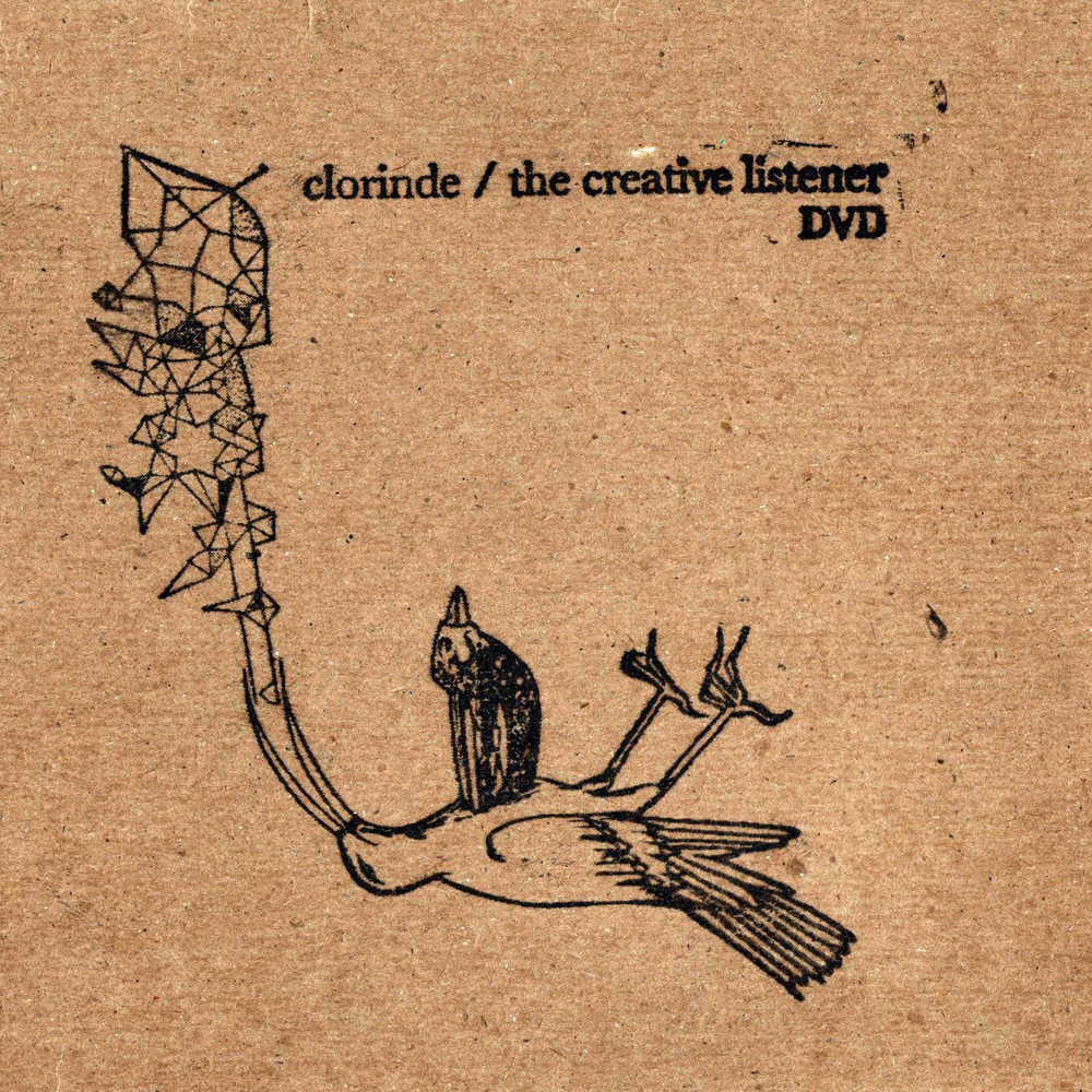 clorinde the creative listener DVD