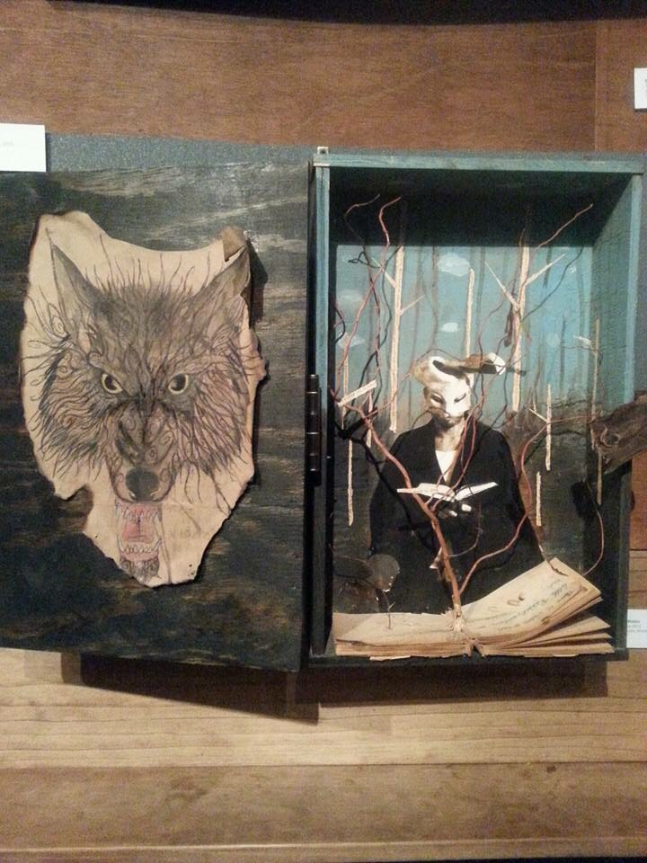 Shadow Box Workshop for adults -