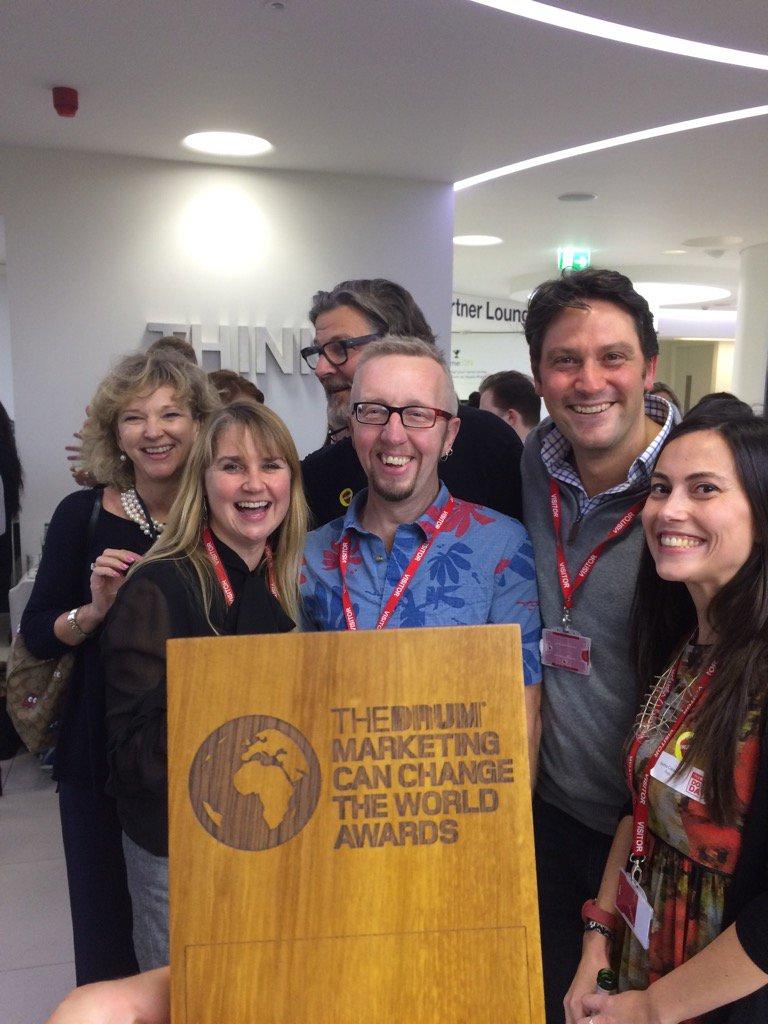 Jane, Martina, Richard and Steve of the winning team