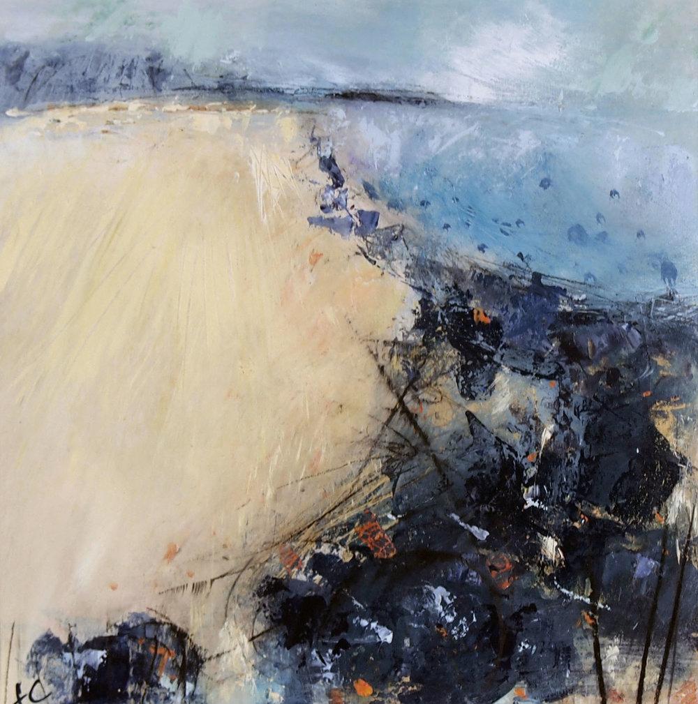 'Beach Rocks III'